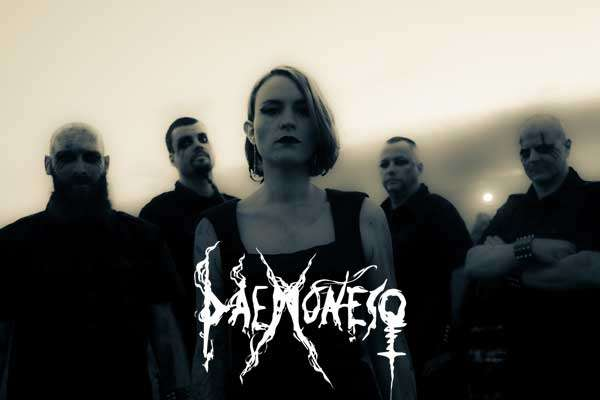 DÆMONESQ, Germany's new hopefuls in black metal, join Continental Concerts, Booking & Management.