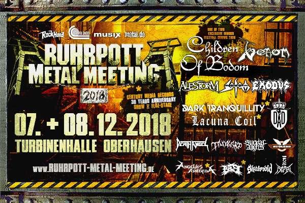Ruhrpott Metal Meeting 2018