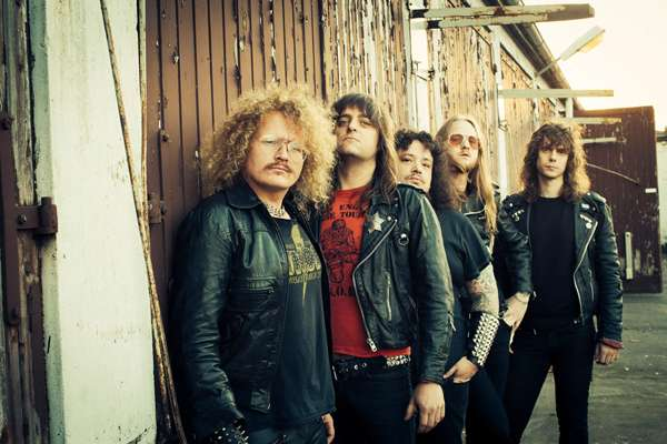 BULLET joins Continental Concerts roster