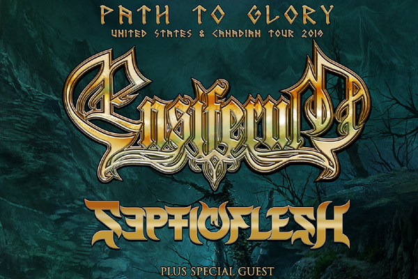 Ensiferum - USA/Canada Tour confirmed!